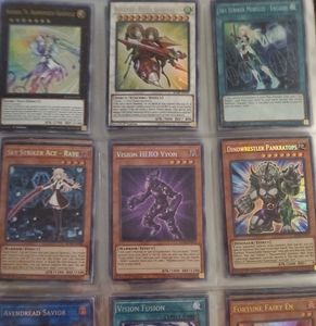 Yu-GI-OH Cards Battle Of Legends Heros Revenge